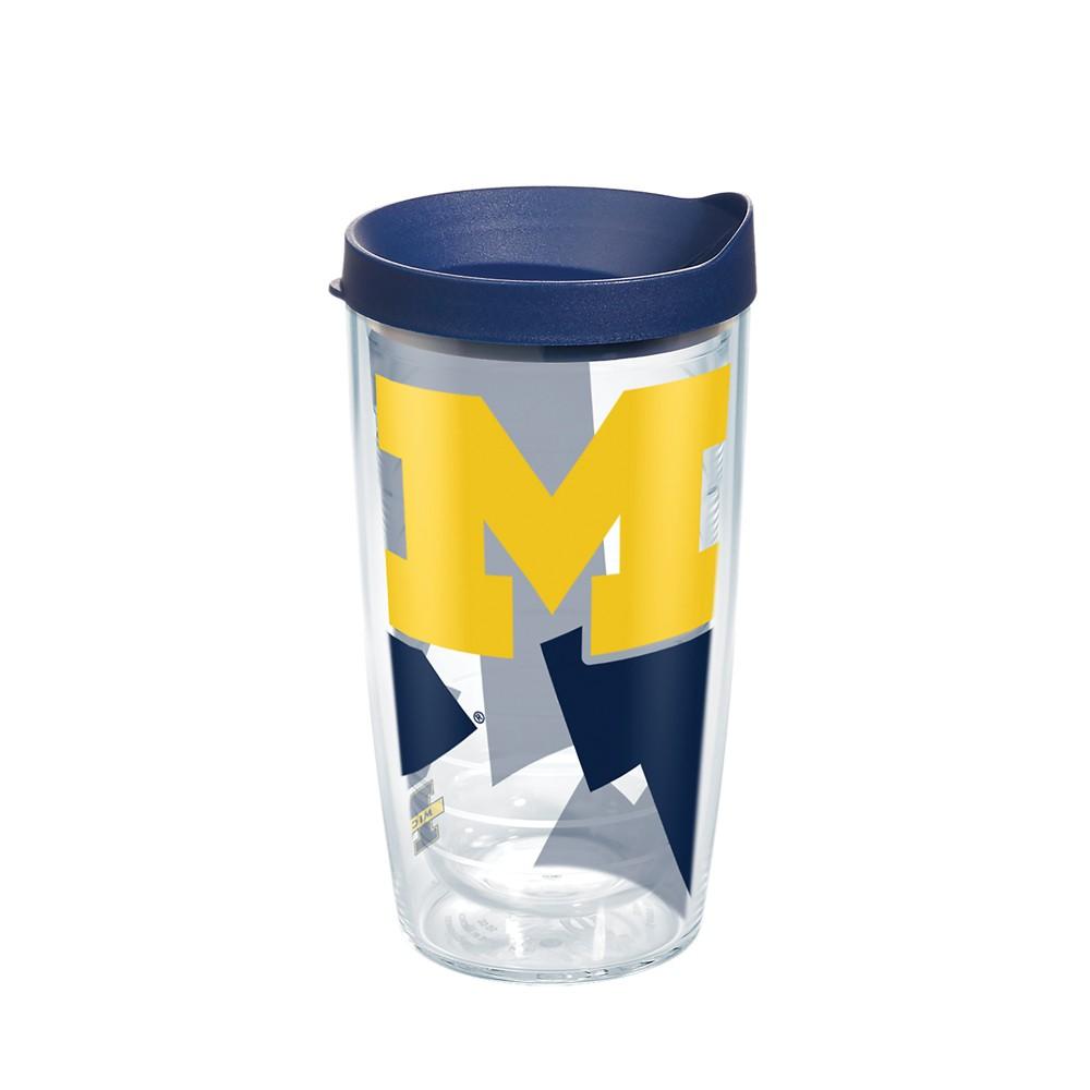 NCAA Michigan Wolverines Water Bottle 16oz