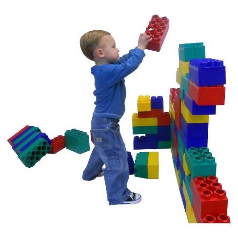 Kids Adventure Jumbo Blocks Standard Set - 96 Piece - image 1 of 2
