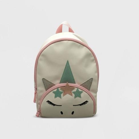 26278b8af5dfdf Girls' Unicorn Backpack - Cat & Jack™ White : Target