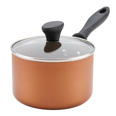Farberware Reliance 2qt Covered Saucepan Copper