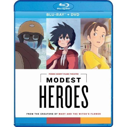 Modest Heroes: Ponoc Short Films Theatre (Blu-ray) - image 1 of 1