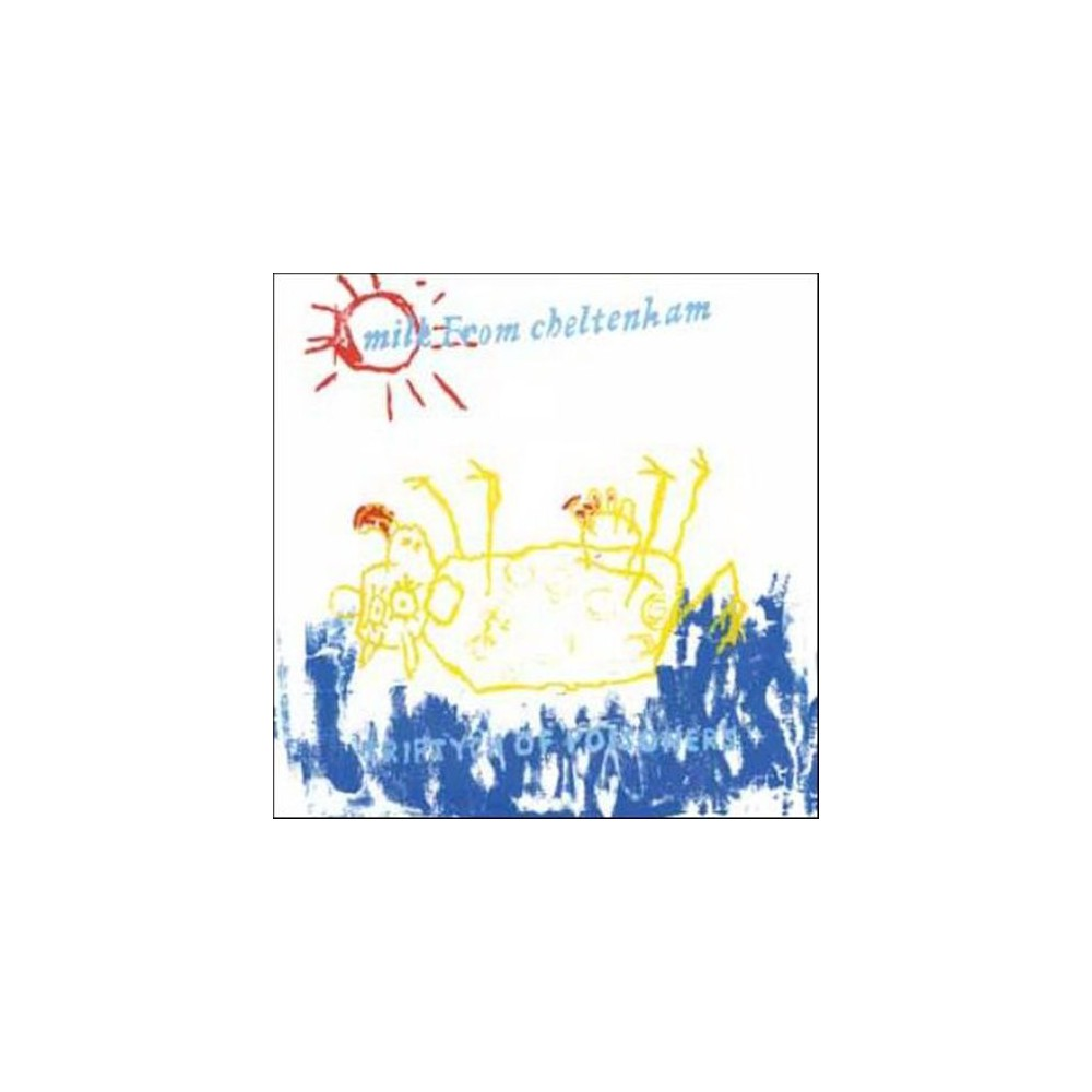 Milk From Cheltenham - Triptych Of Poisoners (Vinyl)