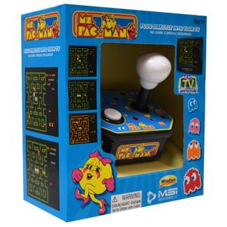 Ms Pacman TV Arcade Video Game