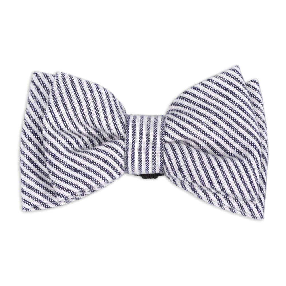 Collar Slide Stripe Bow Tie Dog Accessories M L Boots 38 Barkley 8482