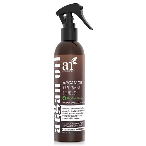 ArtNaturals Argan Oil Thermal Hair Protector - 8 fl oz - image 1 of 3