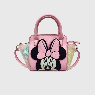 Kids' Disney Minnie Mouse Tote Handbag - Pink - Disney Store