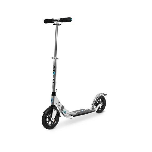 Micro Kickboard Flex 3 Wheel Kick Scooter - Silver - image 1 of 4