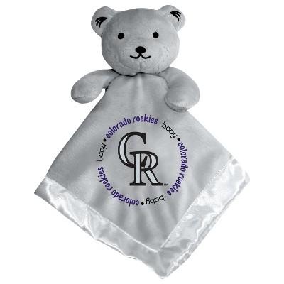 MLB Colorado Rockies Gray Baby Bear