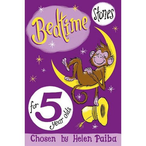 Bedtime Stories for 5 Year Olds - (Paperback) - image 1 of 1