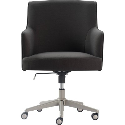 Belmont Home Office Chair Gray Twill Finch Target
