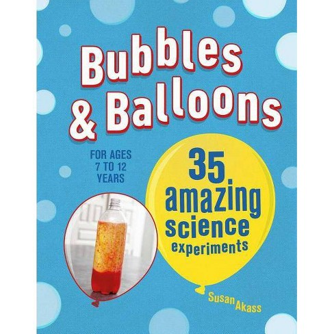 Bubbles & Balloons - by  Susan Akass (Paperback) - image 1 of 1