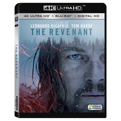The Revenant The Revenant [Includes 4K Ultra HD] (Blu-ray] [Digital HD Copy] - image 1 of 1