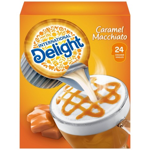 International Delight Caramel Macchiato Coffee Creamer - 24ct - image 1 of 4