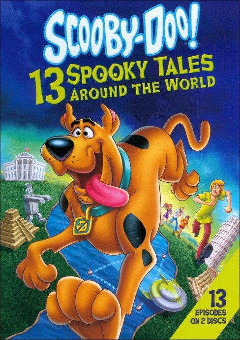 Scooby-Doo!: 13 Spooky Tales Around the World - image 1 of 1