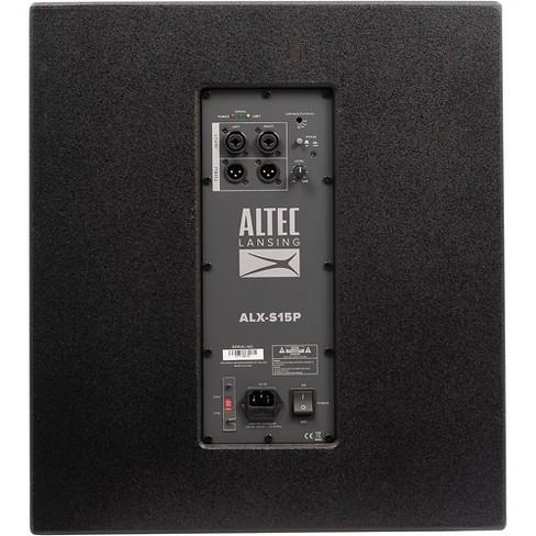 Altec Lansing ALX-S15P 15 in  Active Subwoofer