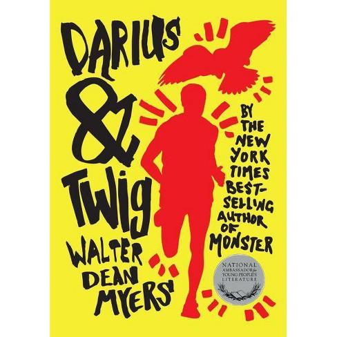 Darius & Twig - by  Walter Dean Myers (Paperback) - image 1 of 1
