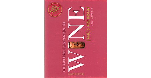Oxford Companion to Wine (Hardcover) - image 1 of 1