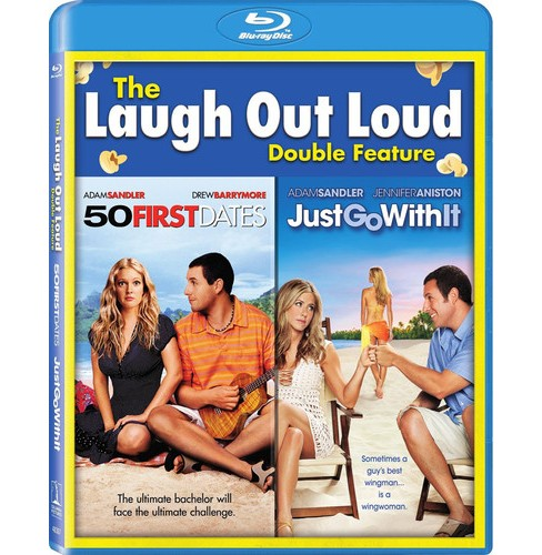 50 First Dates/Just Go With It (Blu-ray) - image 1 of 1