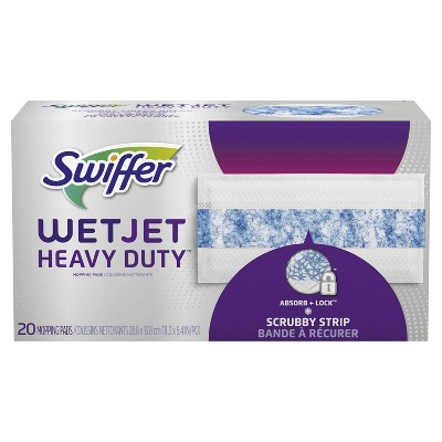 Swiffer WetJet Heavy Duty Mopping Pads Refill - 20ct