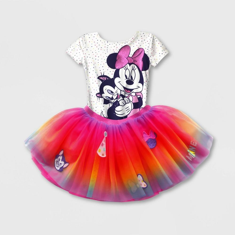 Girls 39 Disney Minnie Mouse Leotard 4 Disney Store