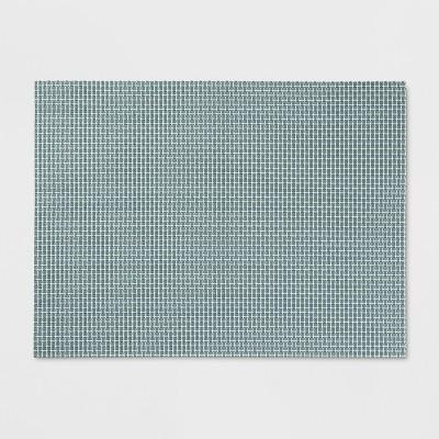 19 x14  Subway Blocks Blue - Threshold™
