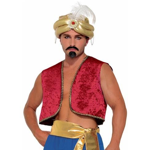 Forum Novelties Genie Vest Adult Costume (Red) - image 1 of 1