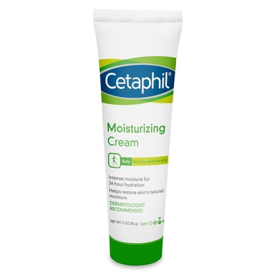 Body Lotions: Cetaphil Intensive Moisturizing