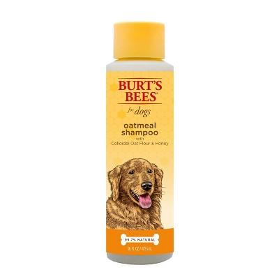 Dog Grooming: Burt's Bees Oatmeal Shampoo