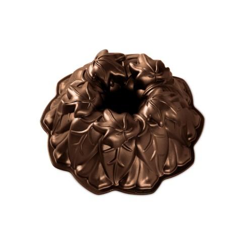 Nordic Ware Harvest Leaves Bundt Pan, Bronze - image 1 of 3