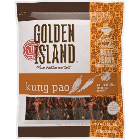 Golden Island Kung Pao Jerky - 3oz - image 1 of 3