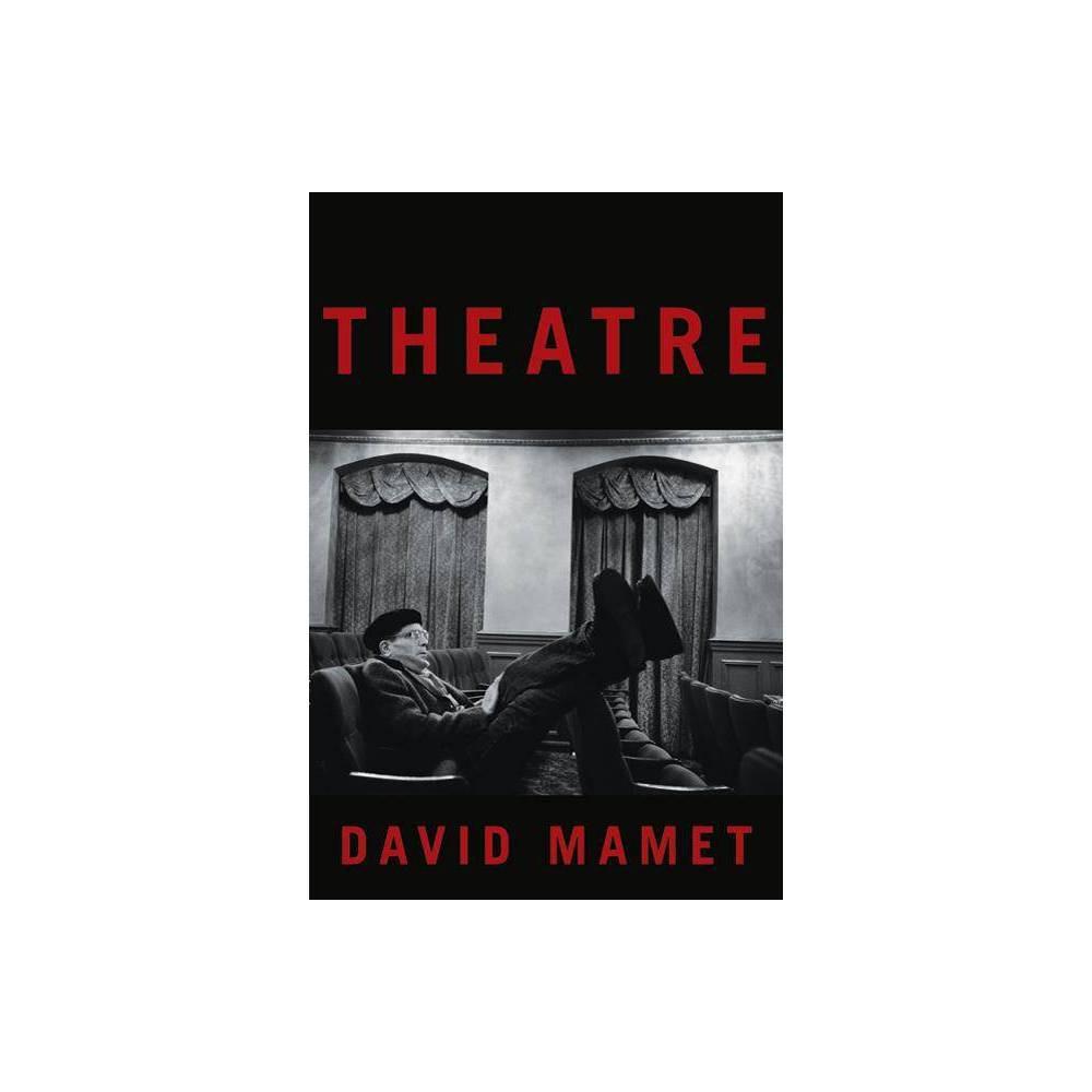 Theatre By David Mamet Paperback