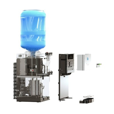 Brio Limited Edition Top Loading Countertop Water Cooler Dispenser with 3 Temperature Settings