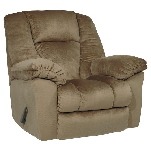 Darden Rocker Recliner Driftwood - Signature Design by Ashley - image 1 of 2