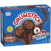 Nestle We Love Chocolate Cookie Frozen Dipped Drumstick - 8ct - image 3 of 3