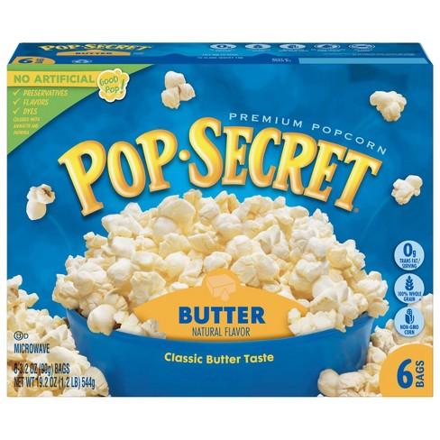 Pop Secret Butter Microwave Popcorn - 6ct - image 1 of 4
