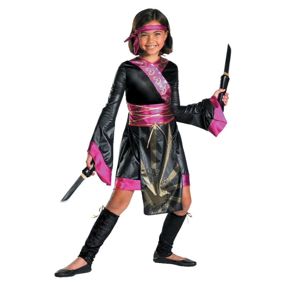 Boys Dragon Ninja Costume M(7-8)