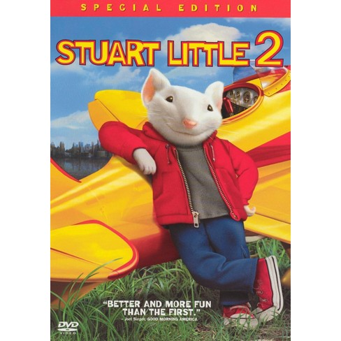 Stuart Little 2 Special Edition Dvd Target