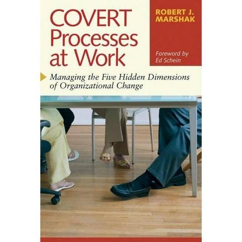 Covert Processes at Work - by  Robert J Marshak (Paperback) - image 1 of 1