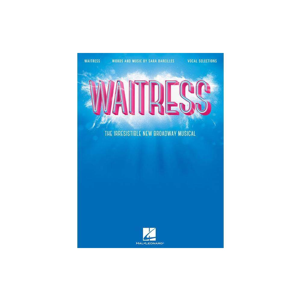 Waitress - Vocal Selections - (Paperback)