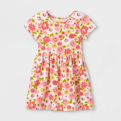 Toddler Girls' Short Sleeve Dress - Cat & Jack™