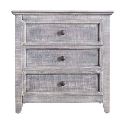 Kendrick 3 Drawer Accent Chest - Picket House Furnishings