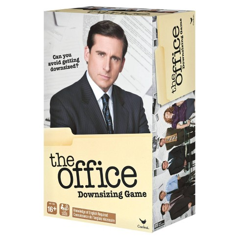 The Office -Downsizing Board Game - image 1 of 4