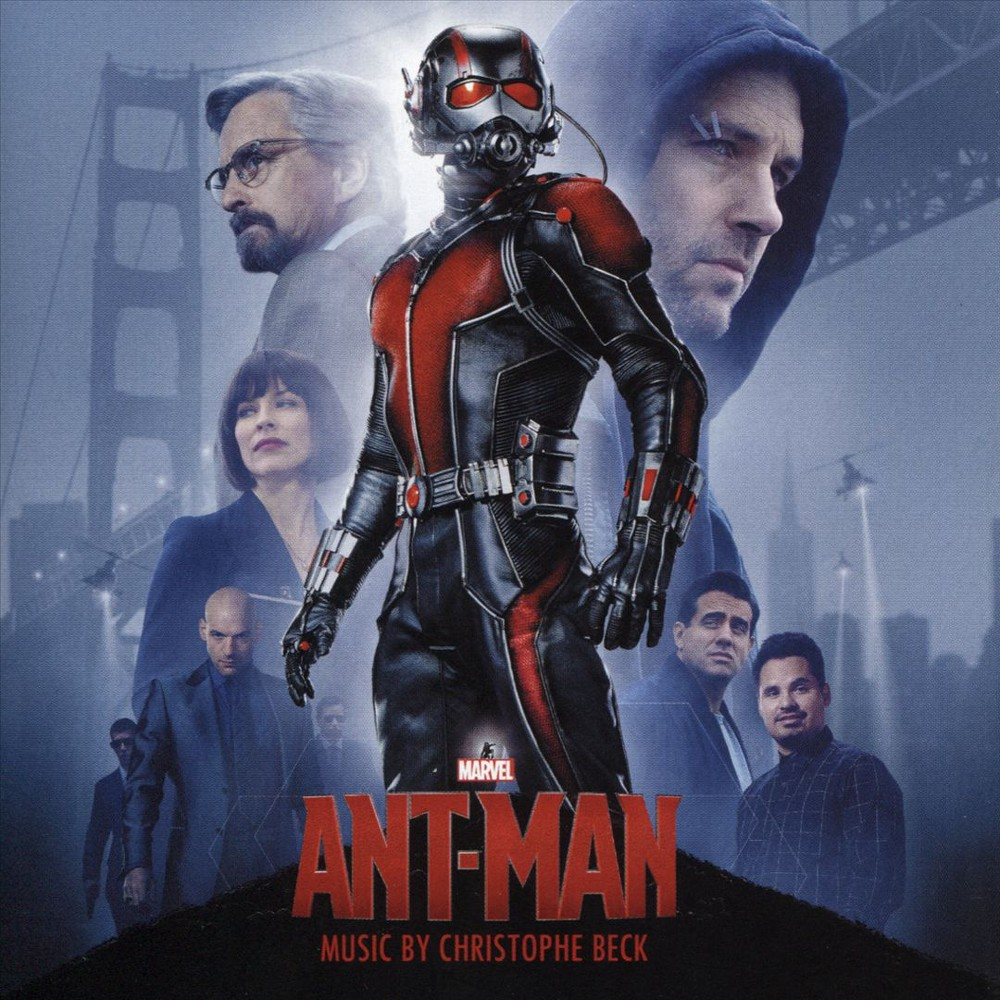 Various - Ant Man (Ost) (CD)