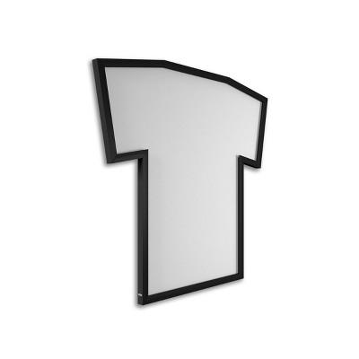 """32""""x 36"""" Large T-Frame T-Shirt Display Frame Black - Umbra"""