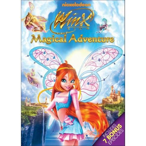 Winx Club: Magical Adventure [2 Discs] - image 1 of 1