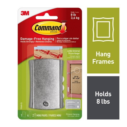 3M Command Damage-Free Hanging Picture & Frame Hanging Kit - image 1 of 4