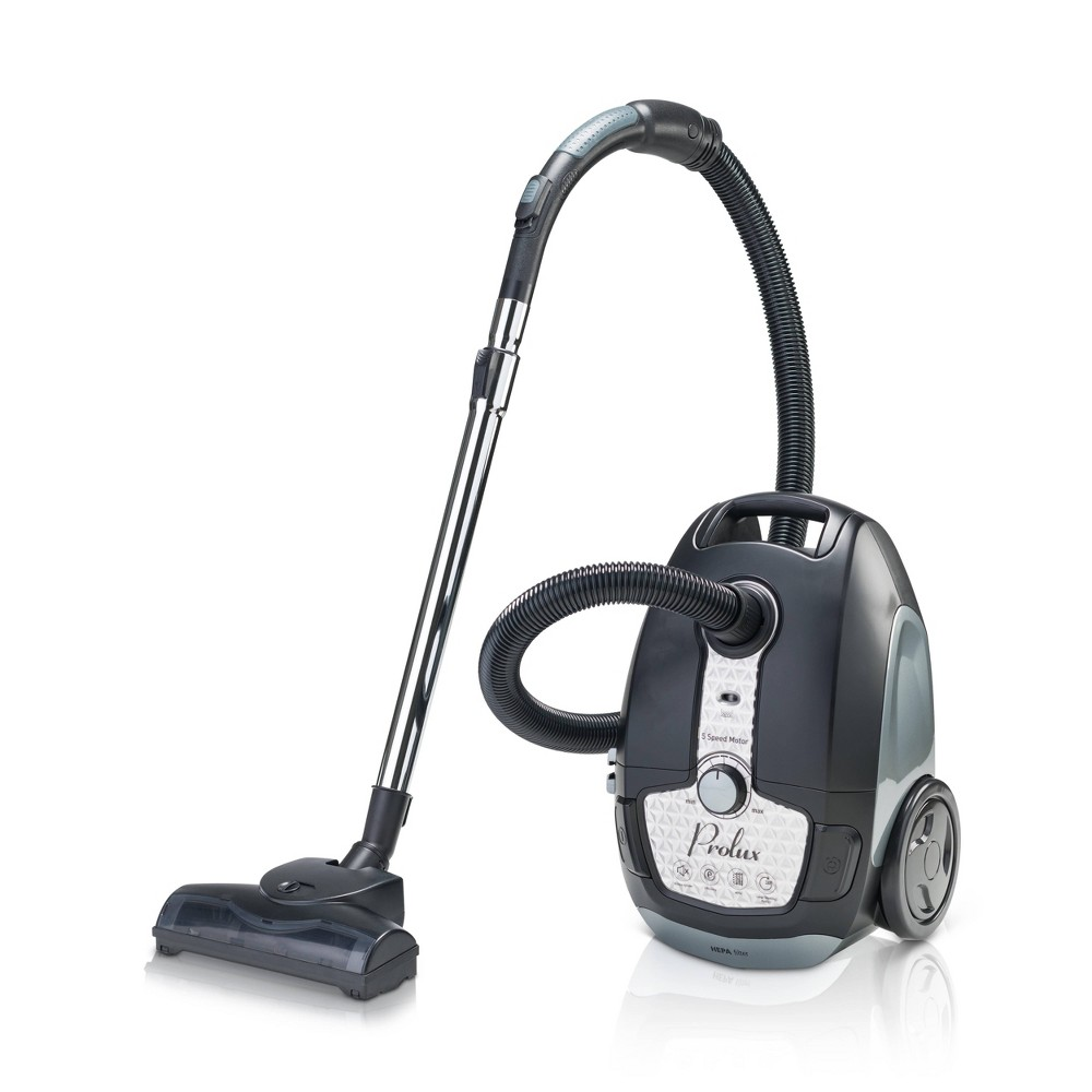 Image of Prolux Tritan Hard Floor Canister Vacuum - Black