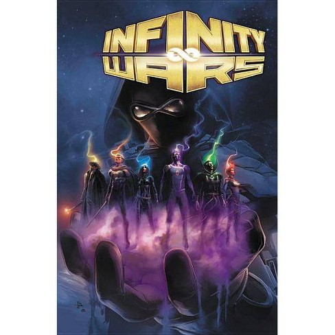 Infinity Wars by Gerry Duggan: The Complete Collection - (Hardcover) - image 1 of 1