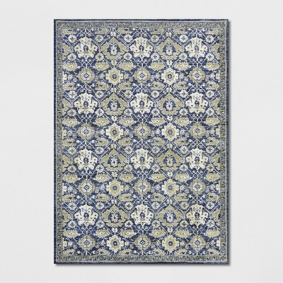 Esmont Floral Woven Area Rug - Threshold™
