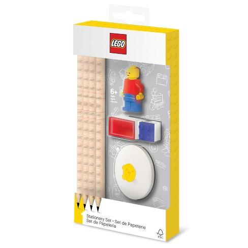 LEGO Stationery Set with Minifigure - image 1 of 2